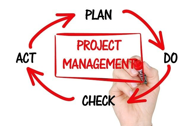 project management 2738521 640 With Our CEO Podcast